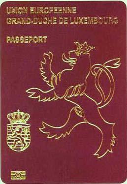 Получить паспорт Люксембурга