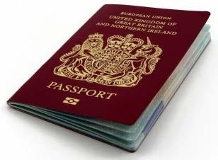 Получить паспорт Великобритании