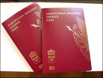 Получить паспорт Швеции