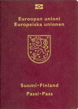 Получить паспорт Финляндии