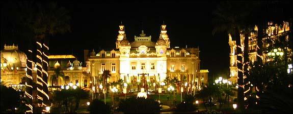 Casino de Monte Carlo - Монако