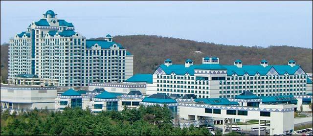 Foxwoods Resort Casino - Коннектикут, США