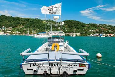 яхты Гренады