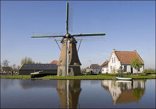 Средняя зарплата в Нидерландах