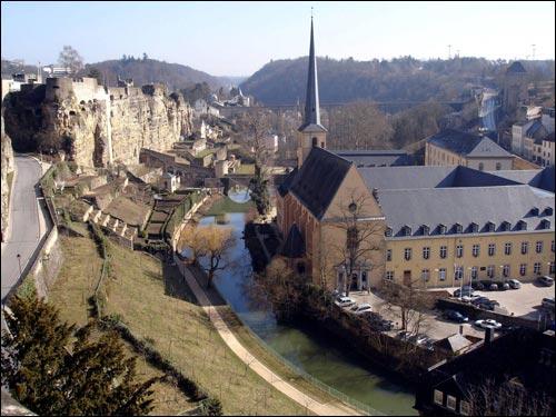 Средняя зарплата в Люксембурге