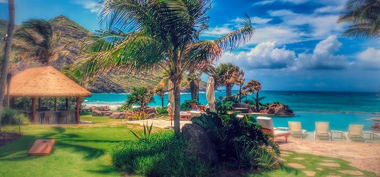 Экономика на острове Сент-Китс и Невис