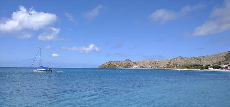 курорт Christophe Harbour