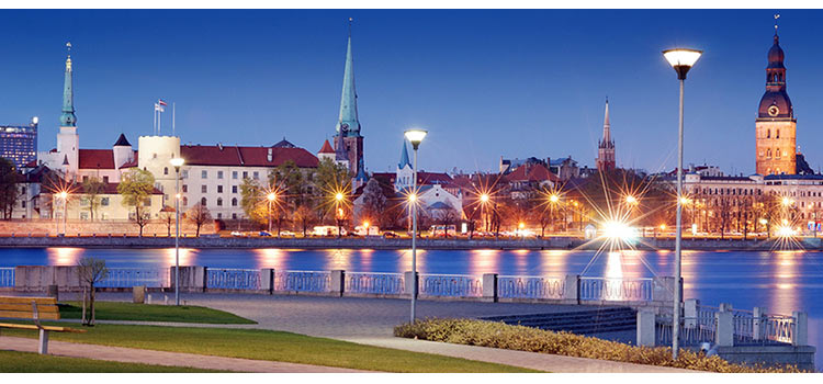 Оффшорный счет в Латвии