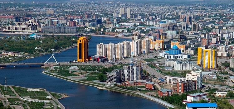 Регистрация предприятия в Казахстане удаленно