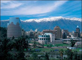 Объединение семьи в Чили