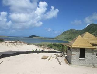пляжный клуб Невис