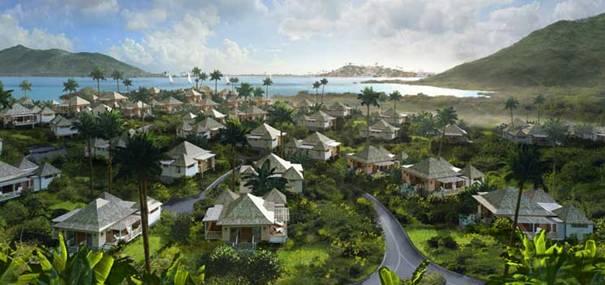 недвижимость в Невисе