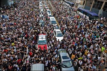 Почему массовые протесты и закрытие банков в Гонконге имеют значение для мировой экономики?