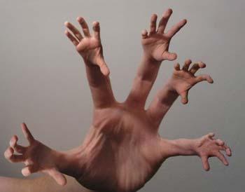 загребущие руки
