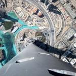 Как наследный принц Дубая с вершины Бурдж-Халифа на Луну любовался
