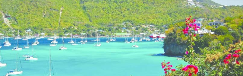 Гренада и яхты