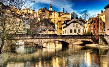 Как как стать резидентом Люксембурга
