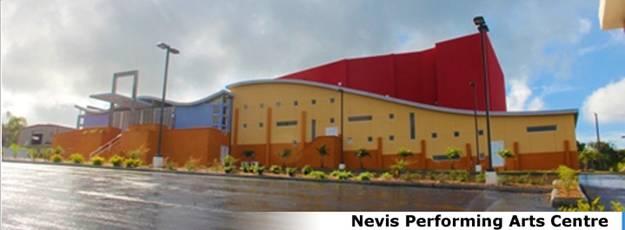 Центр исполнительских видов искусства на Невисе (NEPAC)