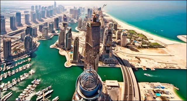 Башня Принцессы в Дубае