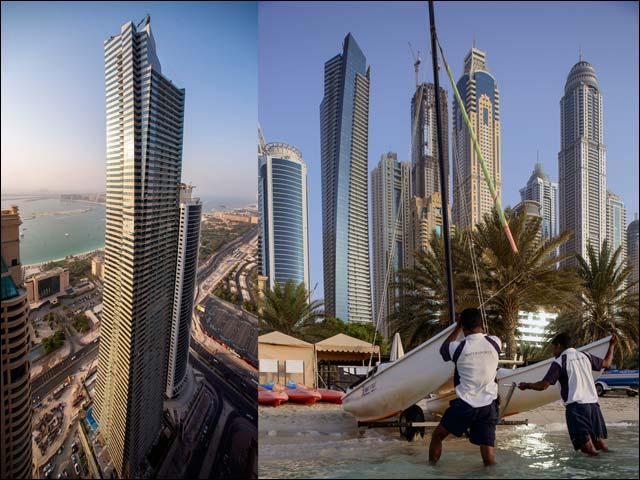 здания в ОАЭ