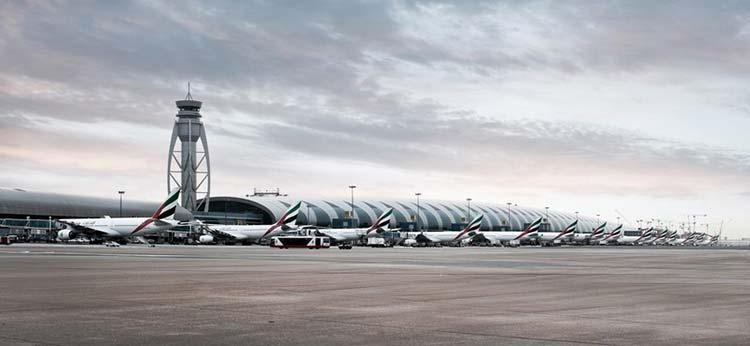 В каких городах ОАЭ уже есть аэропорты?