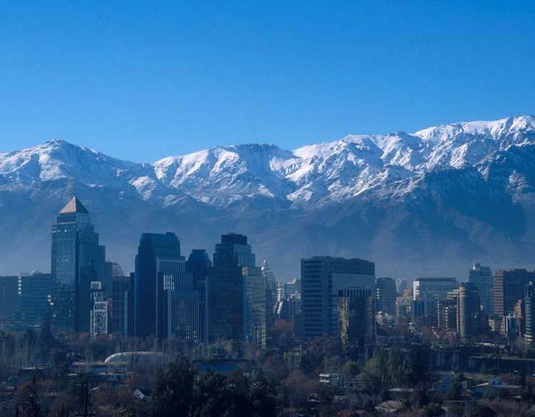 Мобильная связь в Чили