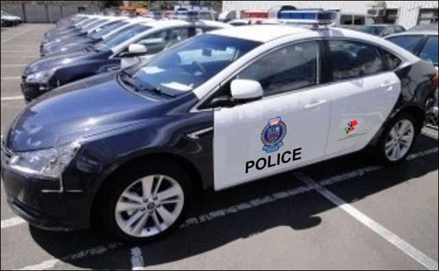 полиция Невиса