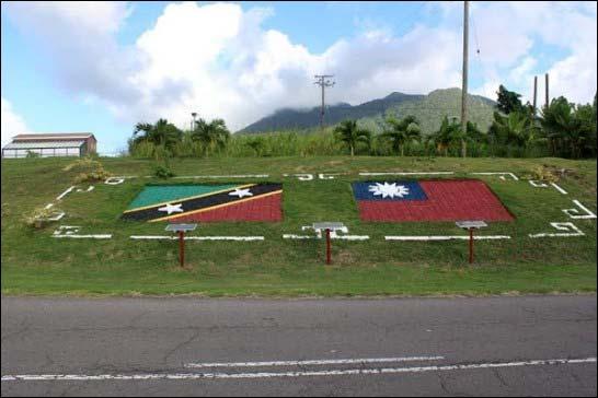 Сент-Китс и Невис и Тайвань