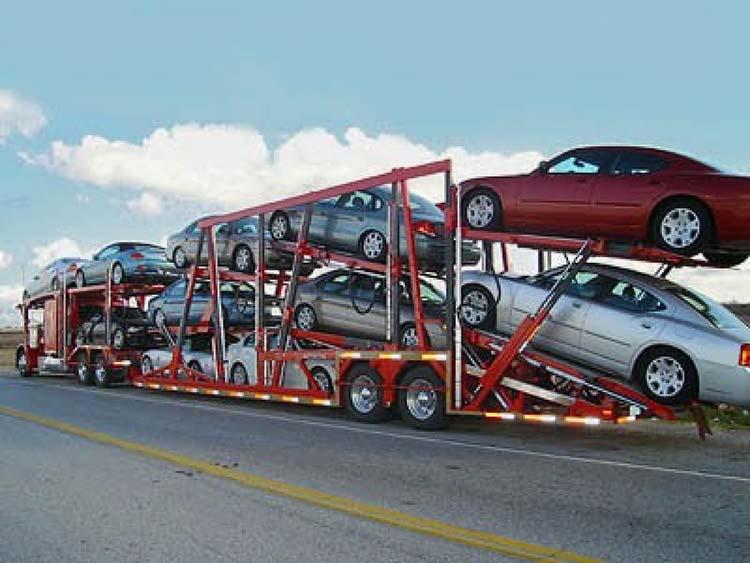 Ввоз автомобилей в Чили