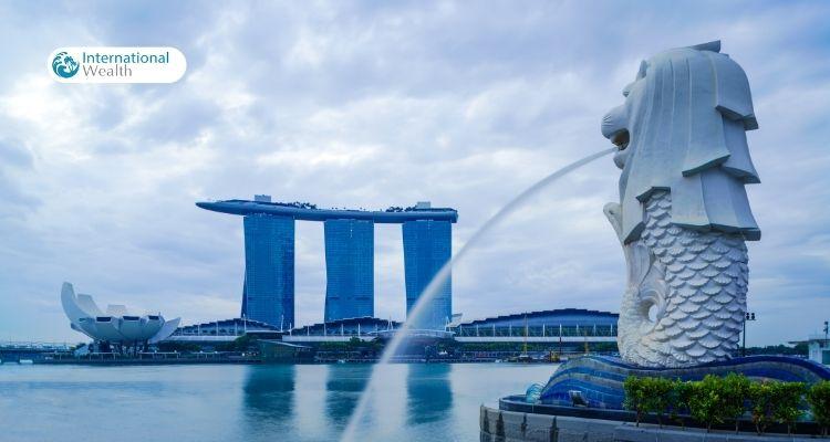 Компании в Сингапуре - картинка