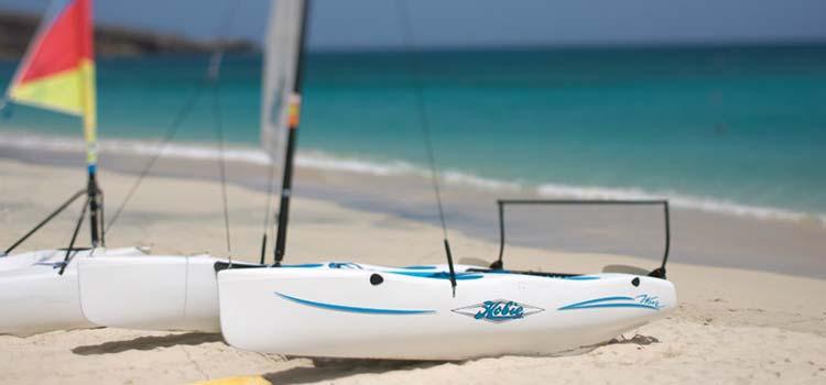 Водный спорт на Гренаде для активных туристов