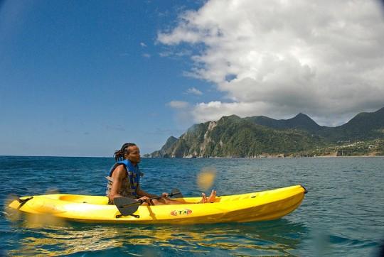 Второй паспорт и путешествие на каяках по Доминике