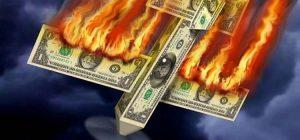 падения доллара