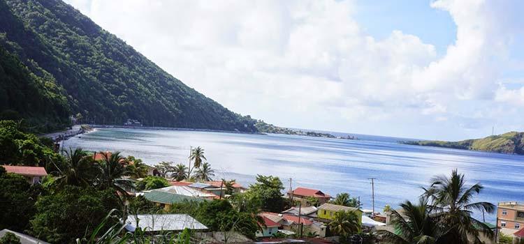 Получаем второй паспорт и исследуем Доминику– Cabrits National Park, Fort Shirley и купание на Purple Turtle Beach