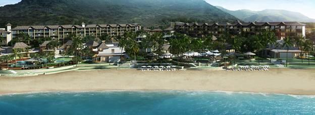 курорт Сент-Китс и Невис