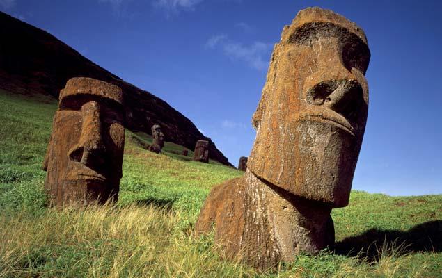 Без налогов на острове Пасхи