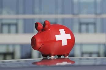 банковского сектора Швейцарии