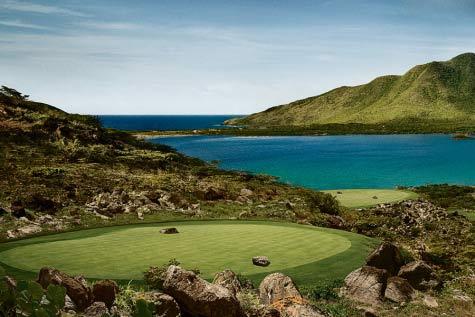поле для гольфа от Тома Фацио