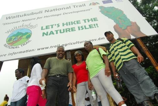 Получаем второе гражданство и посещаем фестиваль туризма на Доминике