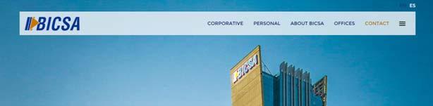 Открытие оффшорного счета в банке BICSA в Панаме – 1500 USD