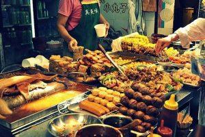 Питание в Гонконге