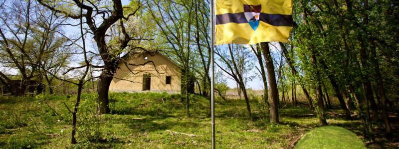 Либерландия  молодая микро-нация в мире