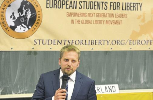 Либерландия самая молодая нация в мире