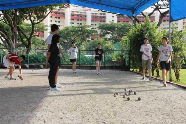 Необычные виды спорта Сингапура