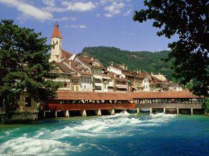 Швейцария – последний бастион свободы?