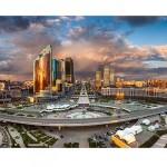 От Казахстана до Сингапура – 100 шагов!