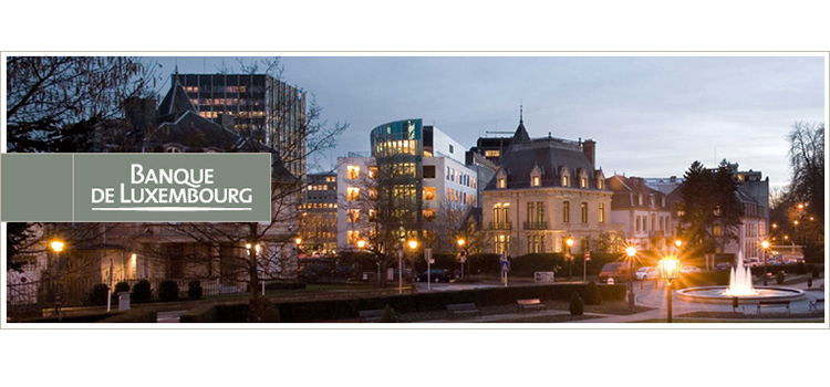 Открытие личного счета в Banque de Luxembourg — 2999  EUR