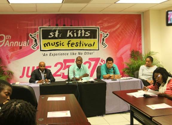 St Kitts Music Festival