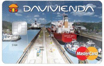 Дебетовая карта DAVIVIENDA