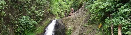 Инвестируем во второе гражданство Гренады и наслаждаемся шикарными водопадами